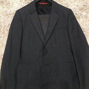 Hugo Boss Black Peppered Suit